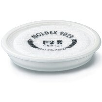 Moldex 9020-12 EasyLock® Particulate Filters P2R (Pack of 20)