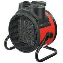 Draper 92967 ESH2000PTC PTC Electric Space Heater (2 Kw)