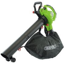Draper 93165 BV3200 Garden Vacuum/Blower/Mulcher (3200W)