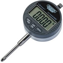 "Draper 94255 PDDG/A Dual Reading Digital Dial Test Indicator (0-25mm/0-1"")"