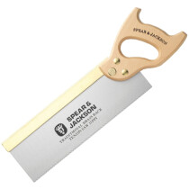 """Spear and Jackson 9540B Traditional Brass Back Tenon Saw 250mm (10"""")"""