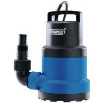 Draper 98911 SWP121 230V 250W Submersible Water Pump