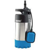 Draper 98921 DSWP1000A 230V 1000W Submersible Deep Water Well Pump with Float Switch