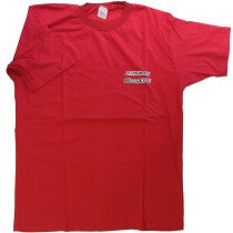 "Makita 98P128 LI-Brushless T-Shirt Red XL (44""-46"" Chest)"