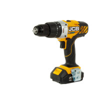 JCB-18CD-4 Professional 18V Combi Drill with 2 x 4.0Ah Batteries in  L-Boxx 136
