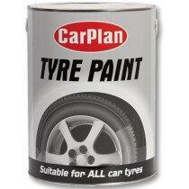 CarPlan TYM005 Tyre Paint 5L