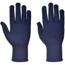 Portwest A115 Thermal Liner Glove Navy