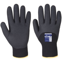 Portwest A146 Arctic Winter Glove - Thermal Protection Gloves - Available in Black or Yellow