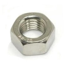 LHIS A2 (304, 18/8) M3.5 Stainless Steel Full Hex Nut DIN934 (EACH)