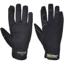 Portwest A700 General Utility – High Performance Glove - Black