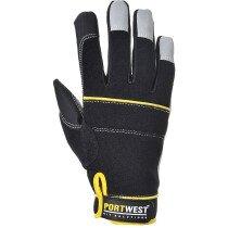 Portwest A710 Tradesman - High Performance Glove - Black