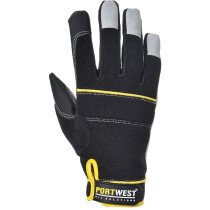 Portwest A710 Tradesman - High Performance Glove - Black
