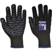 Portwest A790 Anti Vibration Glove - Specialist Gloves - Black