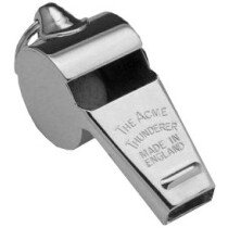 Acme 4200 Thunderer Referee no. 60.5 (60½) Official Referee's Whistle