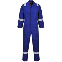 Portwest AF73 Araflame Silver Coverall Flame Resistant