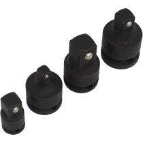Sealey AK5523 Impact Socket Adaptor Set 4 Piece