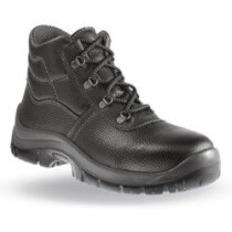 "Almar 89801 EU35 (UK Size 2) ""BOURBANE"" Safety Boot S1-P - Black"