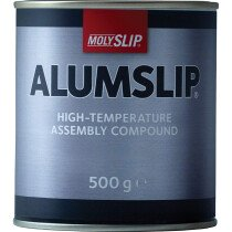 Molyslip M111005 Alumslip Anti-Seize Compound 500g Tin