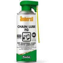Ambersil 30245-AA Chain Lube FG NSF H1 400ml x Twelve (Box of 12)