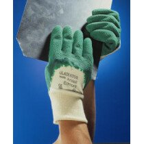 Ansell-Edmont 16-500 Ansell Palm Coated Knitwrist Glove (Pack of 12)