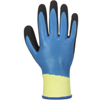 Portwest AP50 Aqua Cut Pro Glove - Cut Resistant - Blue/Black