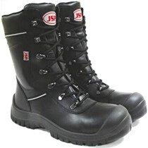 JSP ACS401-0J1-100 Aquaguard Pro Black Waterproof Safety Boot UK Size 6