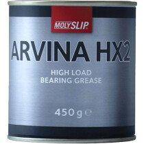 Molyslip M310207 Arvina HX2 High Load Bearing Grease 450g Tin