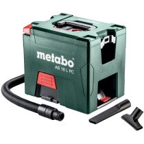 Metabo AS18LPC Body Only 18v Vacuum Cleaner