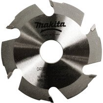 Makita B-20644 TCT Biscuit Jointer Cutter Blade 100x22x6T