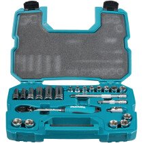 "Makita B-65573 3/8""DR Socket Set 23 pce"