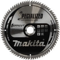 "Makita B-67240 260 x 30mm 80T  Saw Blade ""Efficut"""