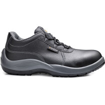 Portwest Base B0113 Puccini Classic Safety Shoes - Black/Grey