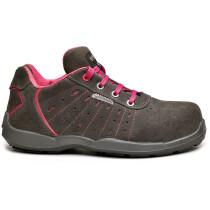 Portwest Base B0670 Record Attitude Safety Shoes - Grey/Fuchsia