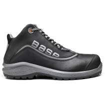 Portwest Base B0873 Be-Free Top Classic Plus Safety Shoe - Black/Grey