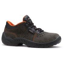 Portwest Base B0150 Smart Opera Footwear - Grey/Orange