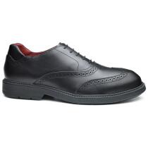Portwest Base B1502 Rocket Oxford Safety Shoes - Black