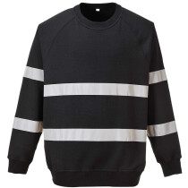 Portwest B307 Iona Sweater with Hi-Vis Reflective Tape
