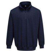 Portwest B309 Sorrento Zip Neck Sweatshirt