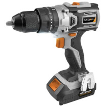 Batavia BAT7063582 MAXXPACK Brushless Combi Drill 18V with  1 x 2.0Ah Li-ion Battery