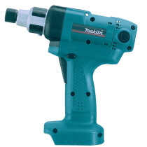"Makita BFT122FZ Body Only 9.6V 1/4"" Hex Drive Screwdriver Cordless BFT122FZ"