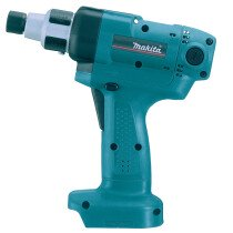 "Makita BFT080FZ Body Only 9.6V 1/4"" Hex Drive Screwdriver Cordless BFT080FZ"