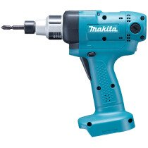 "Makita DFT126FZ Body Only 14.4V Li-ion 1/4"" Screwdriver Bluetooth Communication, Replaces BFT126FZ"