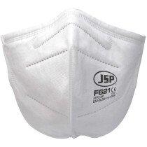 JSP BGV120-000-Q00 Disposable Vertical Fold Flat Mask FFP2 (F621) (Box of 40)