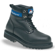 Himalayan 3100 Goodyear Welted Black Safety Boot SBP SRA