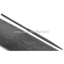 Blundell N16HR 16cm Half Round Cut Needle File - Cut 2 (Medium)