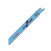 Bosch 2608651781 Sabre saw blade Pack of 5 basic for metal S918B