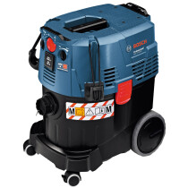 Bosch GAS35MAFC ltr M-Class Wet & Dry Vacuum Dust Extractor with Automatic Filter Cleaning