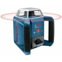 Bosch GRL400H SET 400m Professional Rotary Laser level