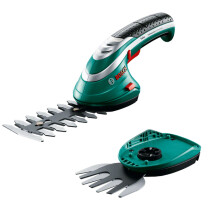 Bosch Isio III 3.6v Cordless Shape & Edge with Integral 1.5Ah Lithium Ion Battery