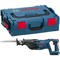 Bosch GSA18 V-LIN Body Only 18V li-ion Cordless Reciprocating Saw in L-Boxx